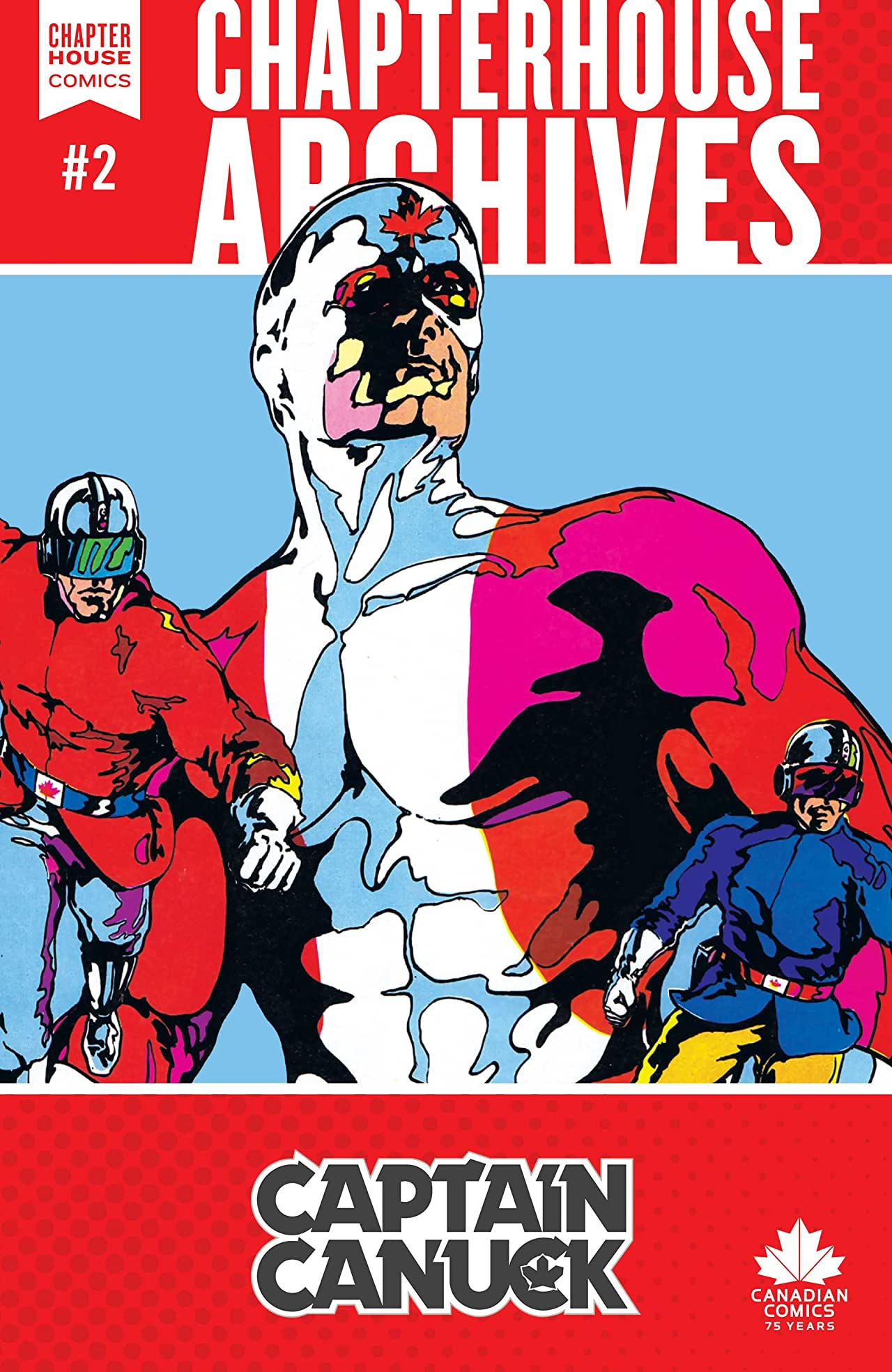 Chapterhouse Archives: Captain Canuck #2