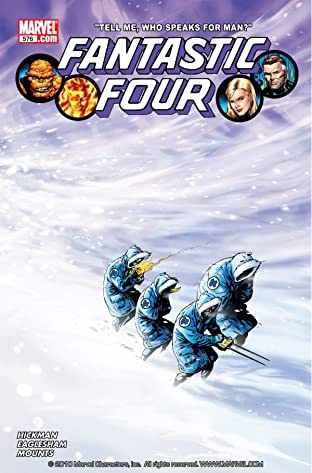 Fantastic Four (1998-2012) No.576