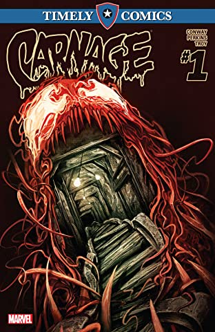 Timely Comics: Carnage #1