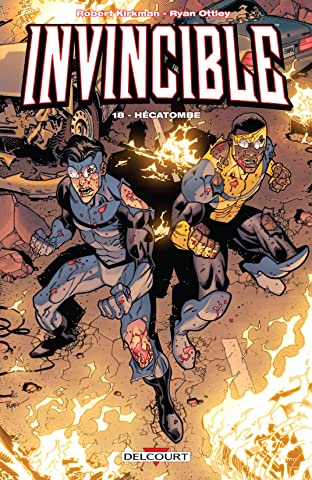 Invincible Tome 18: Hécatombe