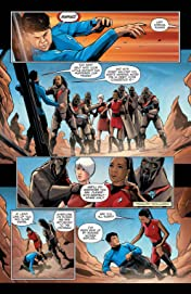 Star Trek: Manifest Destiny #3 (of 4)