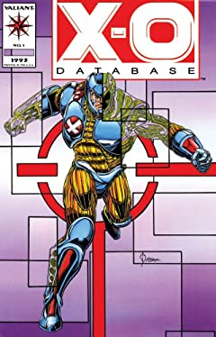 X-O Manowar (1992-1996): Database No.1