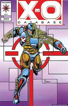 X-O Manowar (1992-1996): Database No.1