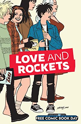 FCBD 2016: Love & Rockets Sampler