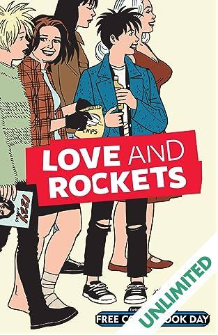 FCBD 2016: Love & Rockets Sampler