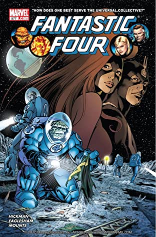 Fantastic Four (1998-2012) No.577