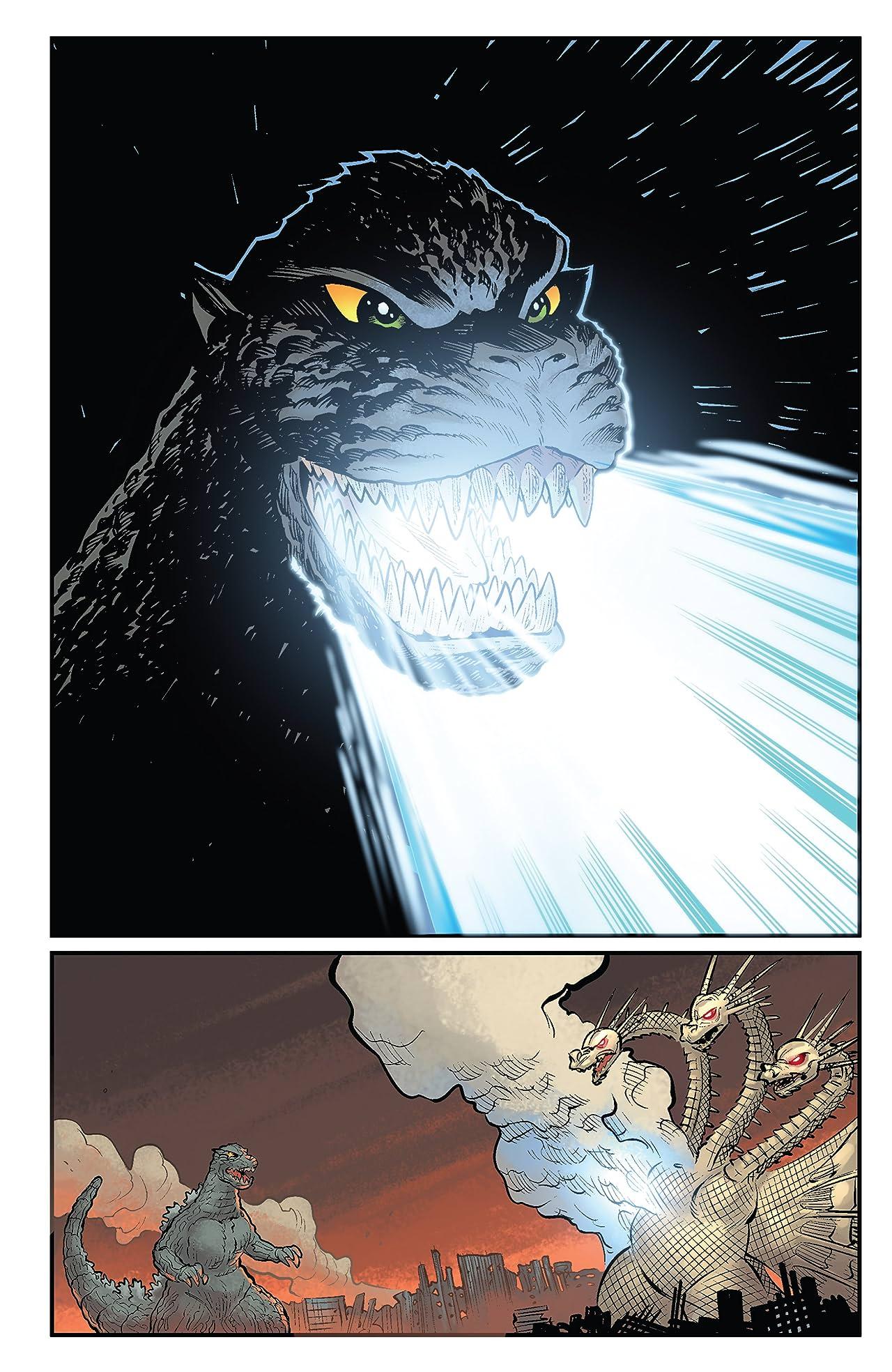 Godzilla: Oblivion #3 (of 5)
