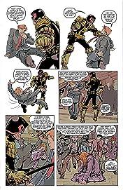 Judge Dredd (2015-2016) #6