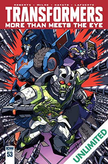 Transformers: More Than Meets the Eye (2011-2016) #53