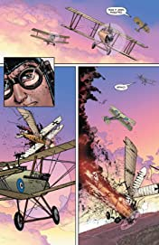 War Is Hell: The First Flight of the Phantom Eagle #4 (of 5)
