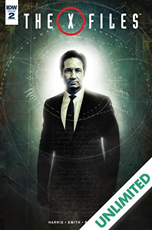 The X-Files (2016-2017) #2