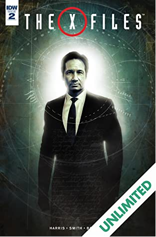 The X-Files (2016-) #2