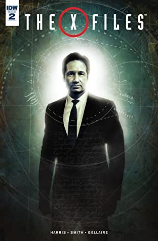 The X-Files (2016-) No.2