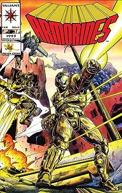 Armorines (1994-1995) No.0