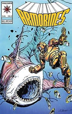 Armorines (1994-1995) No.2