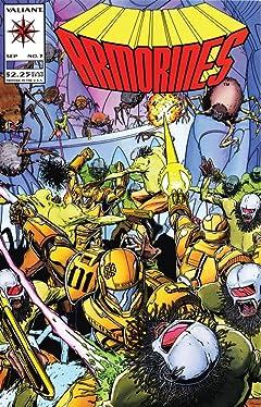 Armorines (1994-1995) No.3
