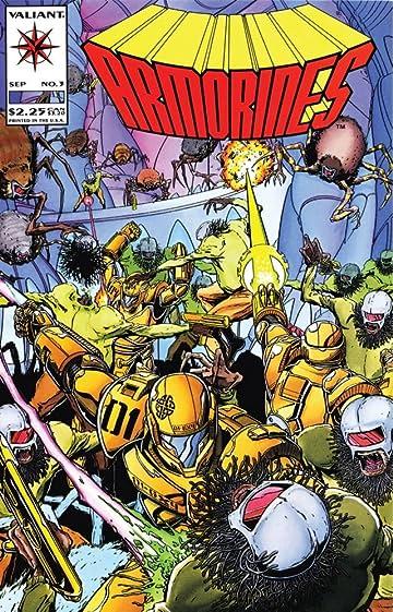 Armorines (1994-1995) #3