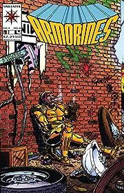 Armorines (1994-1995) #4