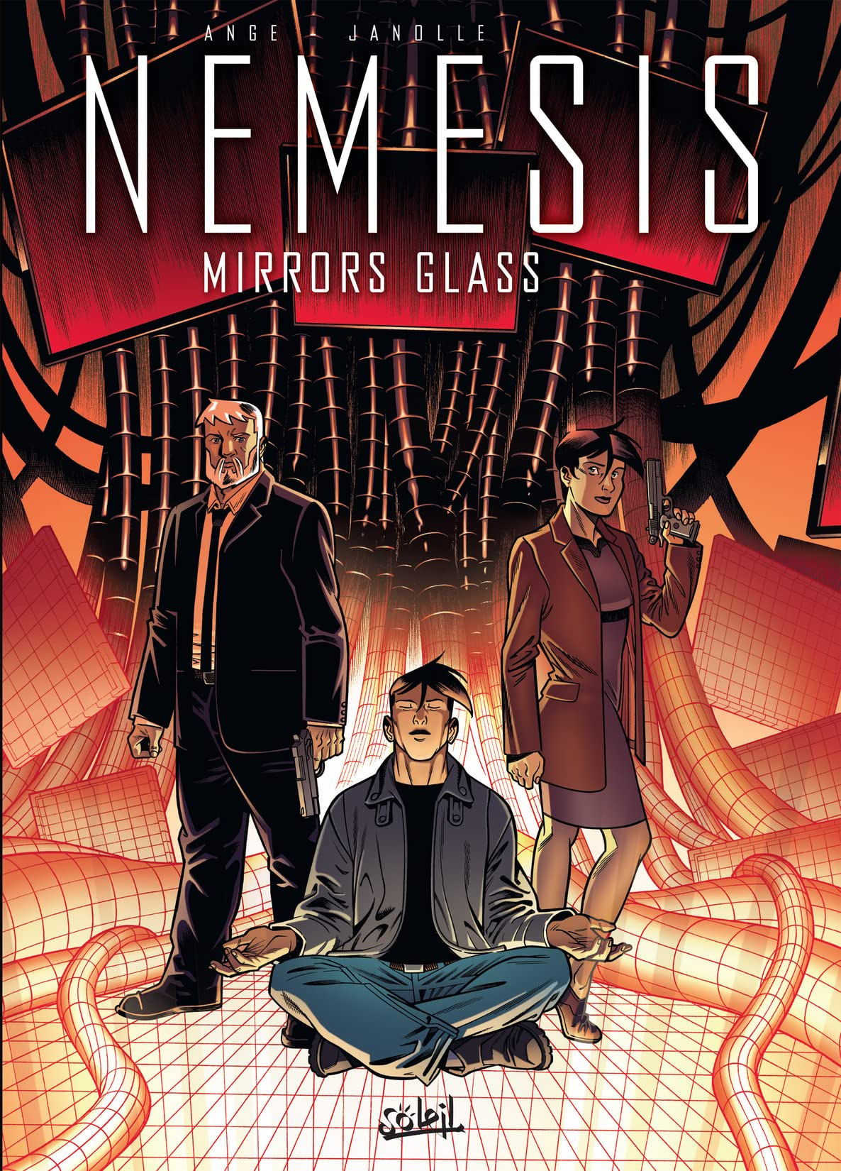 Nemesis Vol. 8: Mirrors glass