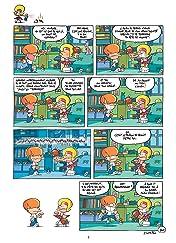 Les P'tits Diables Vol. 21: Le bonheur est dans le frère !