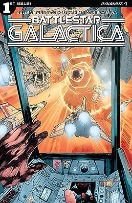 Classic Battlestar Galactica Vol. 3 #1: Digital Exclusive Edition