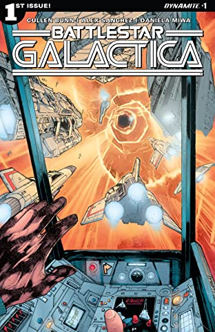Classic Battlestar Galactica Vol. 3 #1: Digital Exclusive Edition