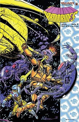 Armorines (1994-1995) No.7