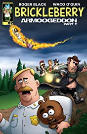 Brickleberry #2