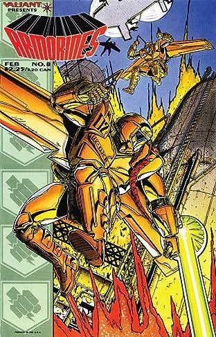 Armorines (1994-1995) No.8