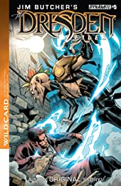 Jim Butcher's The Dresden Files: Wild Card #5: Digital Exclusive Edition