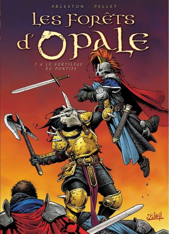 Les Forêts d'Opale Vol. 6: Le sortilège du Pontife