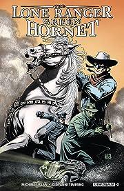 Lone Ranger/Green Hornet #2: Digital Exclusive Edition