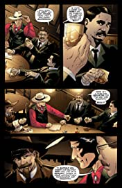 Lone Ranger/Green Hornet #2: Digital Exclusive Edition
