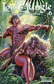 Lords Of The Jungle #6: Digital Exclusive Edition