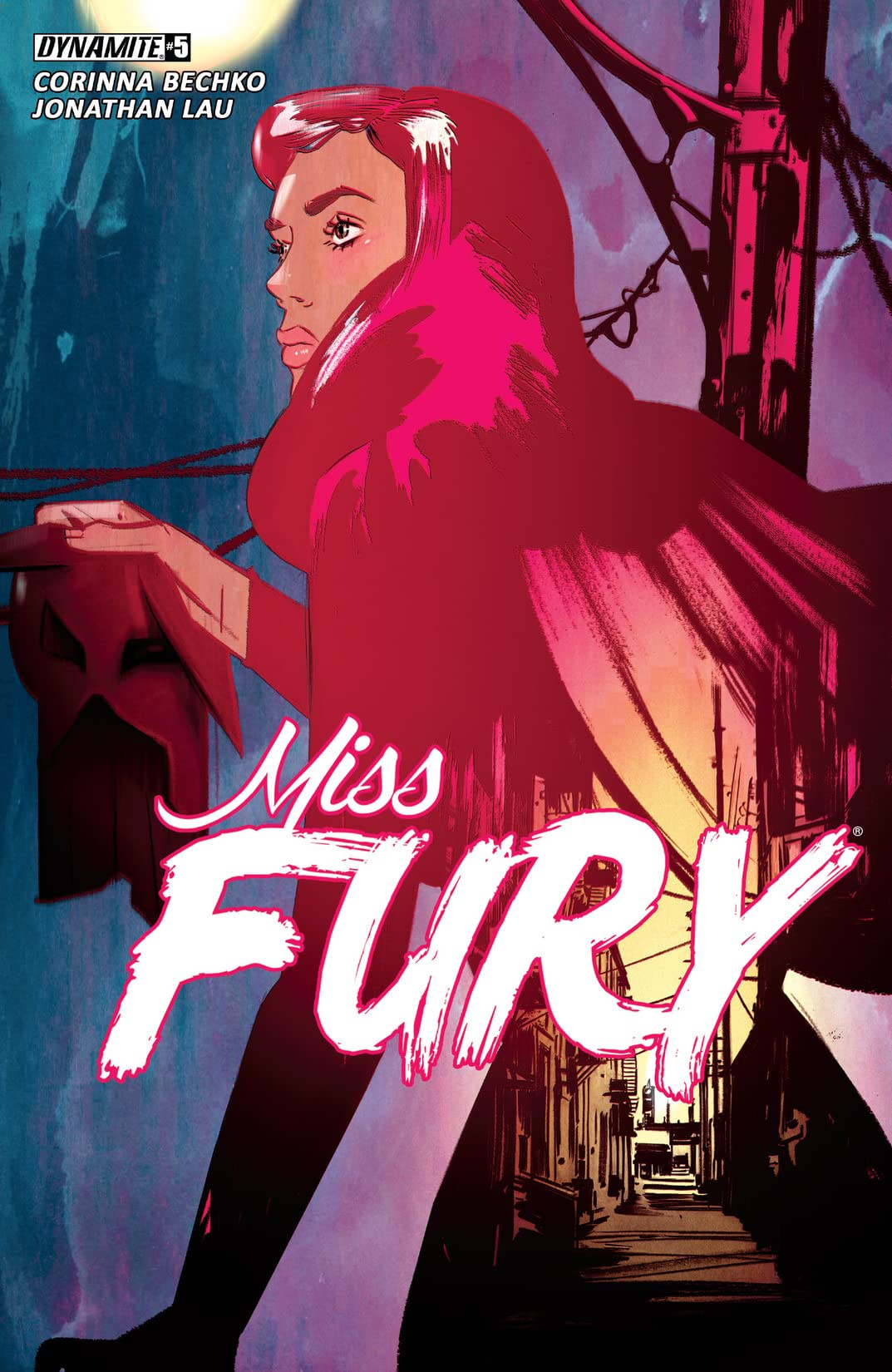 Miss Fury (2016) #5: Digital Exclusive Edition