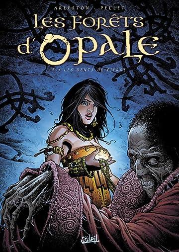 Les Forêts d'Opale Vol. 7: Les dents de pierre