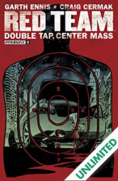 Red Team: Double Tap, Center Mass #2