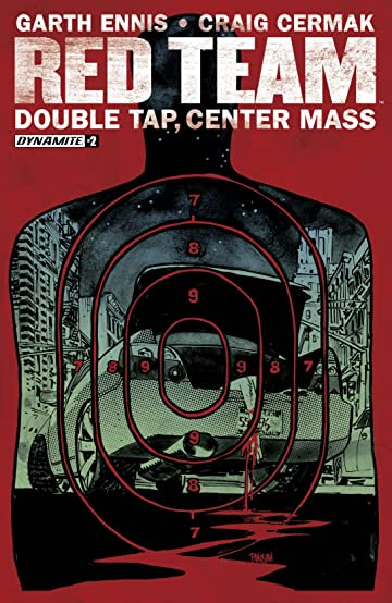 Red Team: Double Tap, Center Mass No.2