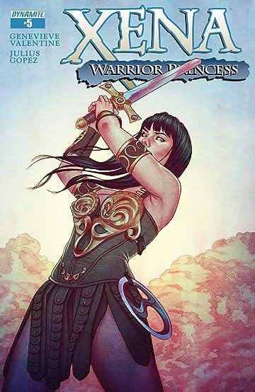 Xena: Warrior Princess (2016) #5: Digital Exclusive Edition
