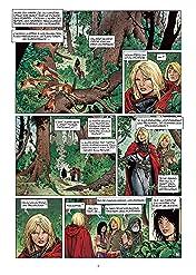 Les Forêts d'Opale Vol. 3: La cicatrice verte