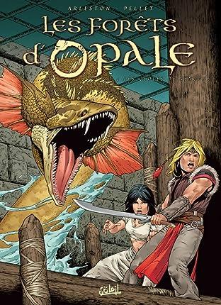Les Forêts d'Opale Vol. 4: Les geôles de Nénuphe