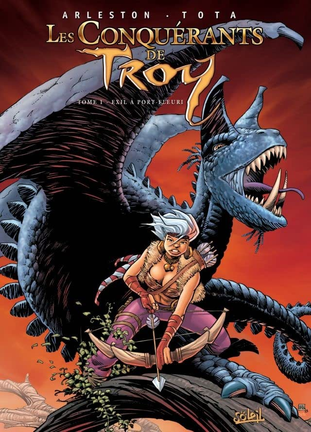 Les Conquérants de Troy Vol. 1: Exil à Port-Fleuri