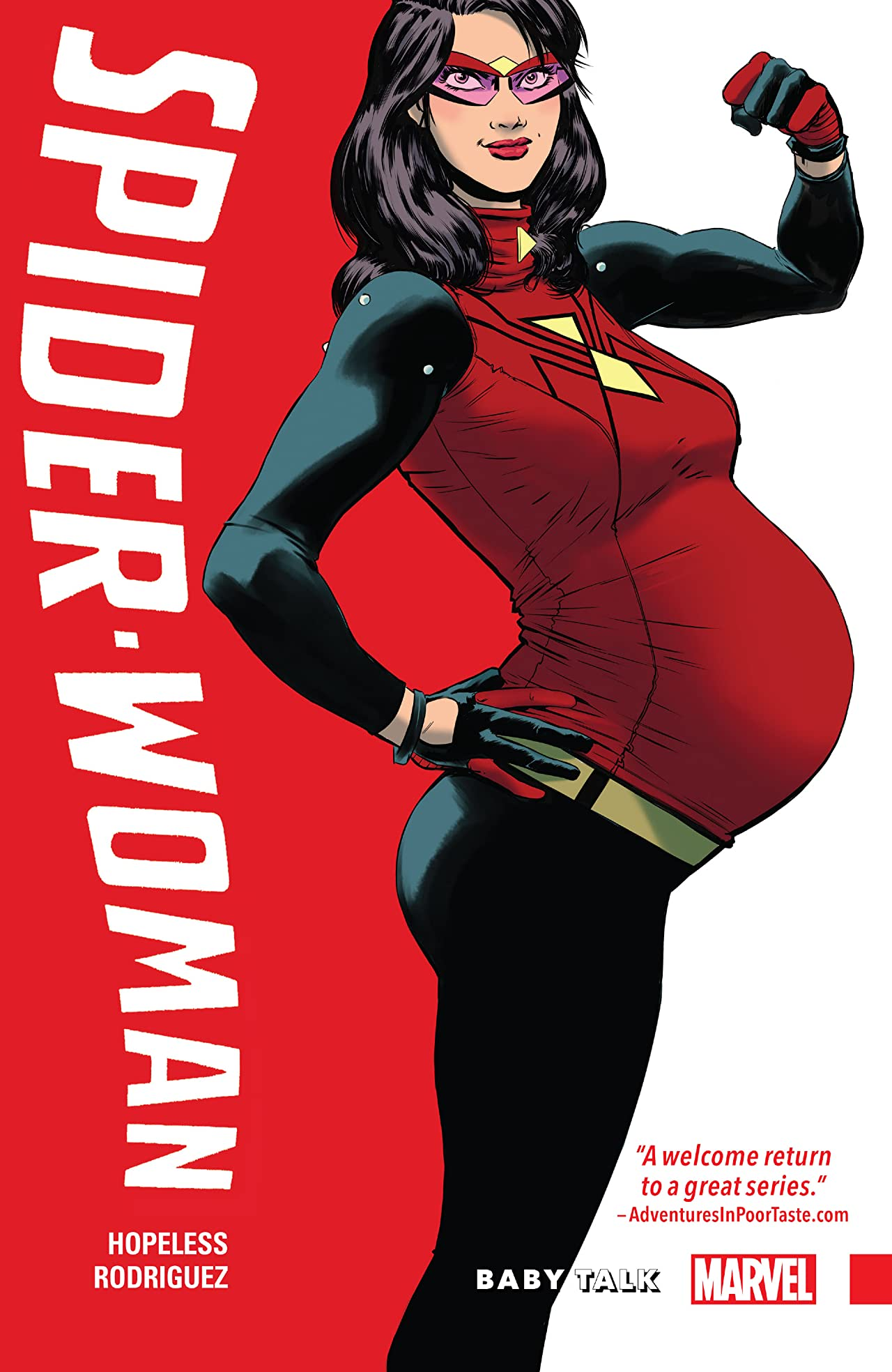 Spider-Woman Tome 1: Baby Talk