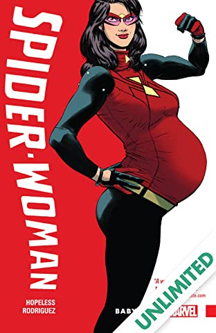 Spider-Woman Vol. 1: Baby Talk