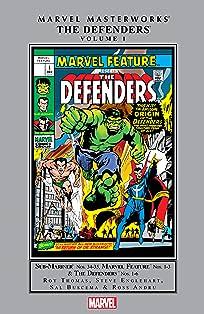 Defenders Masterworks Vol. 1