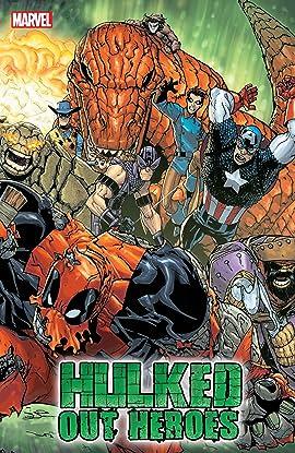 Hulk: World War Hulks - Hulked Out Heroes