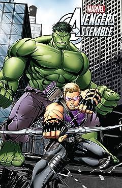 Marvel Universe Avengers Assemble Vol. 2