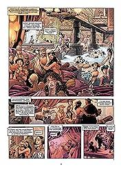Les Conquérants de Troy Vol. 3: La Bataille de Port-Fleuri