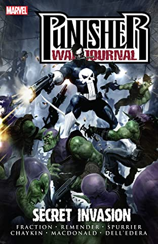 Punisher War Journal: Secret Invasion