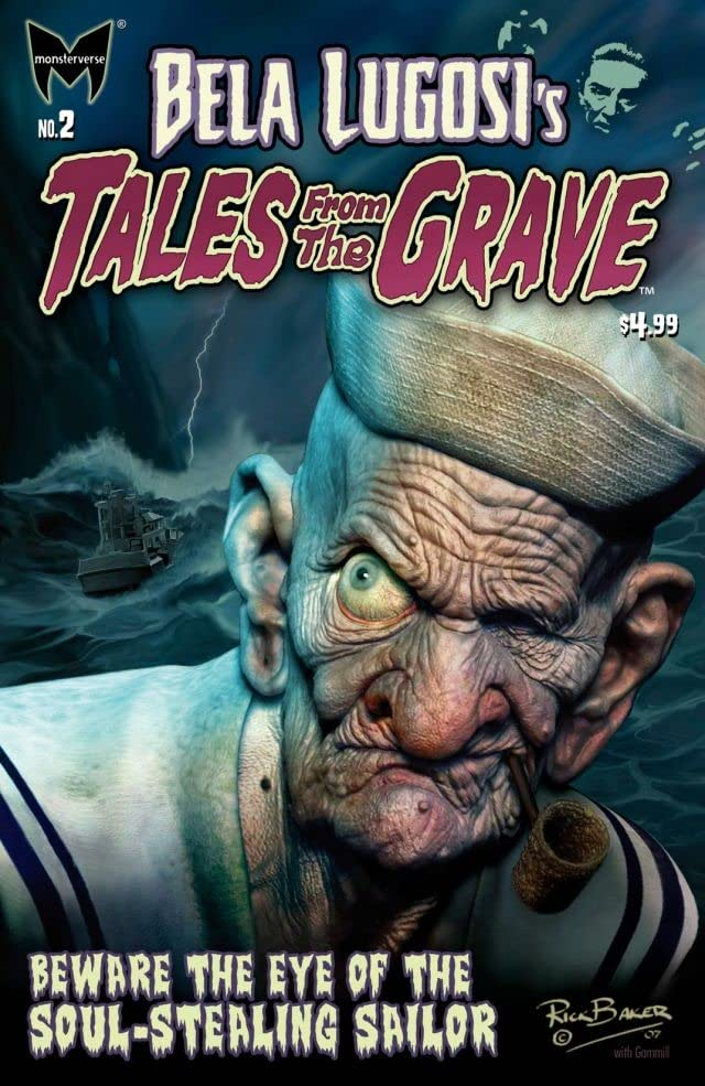 Bela Lugosi's Tales From the Grave #2
